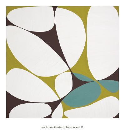 Flower Power, no. 11-Marilu Hartnett-Art Print