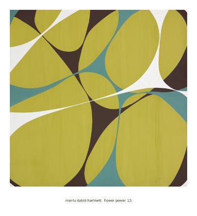 Flower Power, no. 13-Marilu Hartnett-Art Print