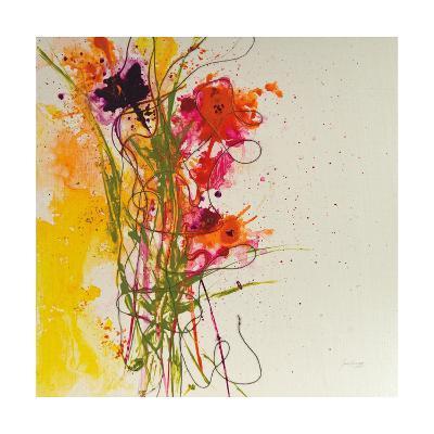 Flower Tango-Jan Griggs-Art Print
