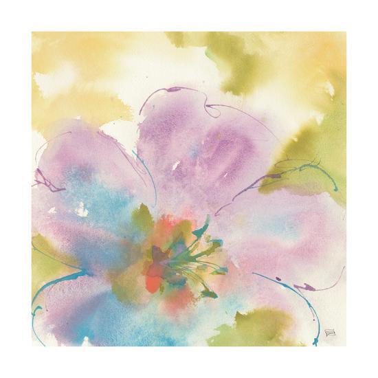 Flower Tints II-Chris Paschke-Art Print