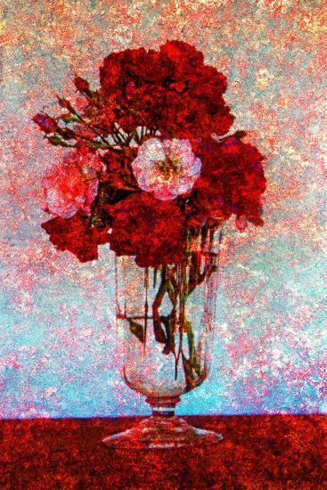 Flower Vase--Photographic Print