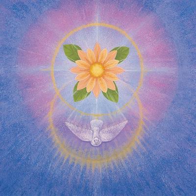 Flower-Simon Cook-Giclee Print