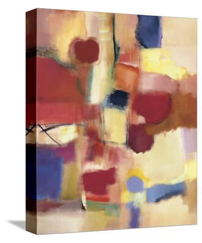 Flowering-Nancy Ortenstone-Stretched Canvas Print