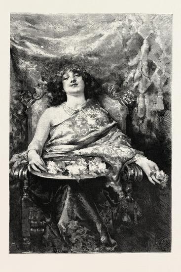 Flowers, 1882--Giclee Print