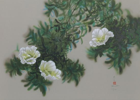 Flowers 19-David Lee-Limited Edition