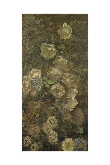 Flowers, Between 1860 and 1912-Claude Monet-Giclee Print