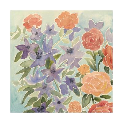 Flowers for Lilly I-Grace Popp-Art Print