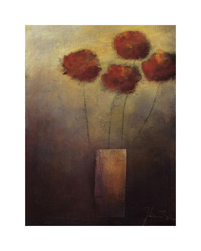 Flowers for Me-Jutta Kaiser-Giclee Print