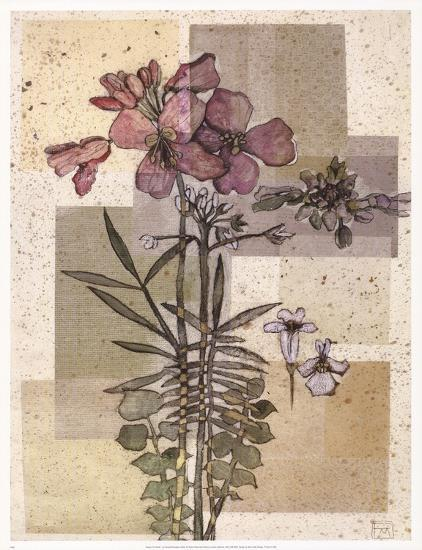 Flowers For Rene I-Forrest Michaels-Art Print