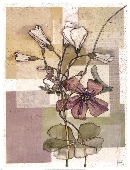 Flowers For Rene II-Forrest Michaels-Art Print
