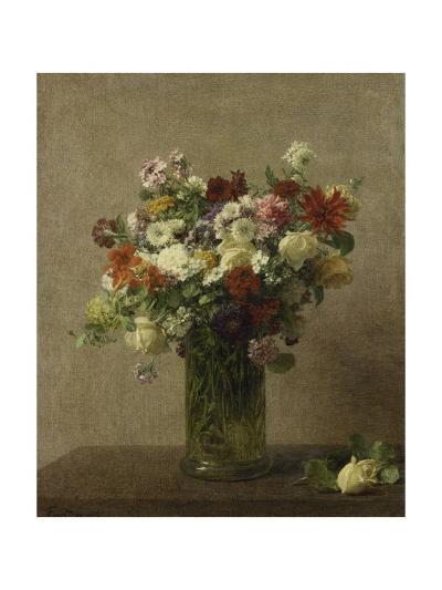 Flowers from Normandy, 1887-Henri Fantin-Latour-Giclee Print
