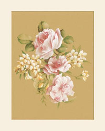 Flowers III--Art Print