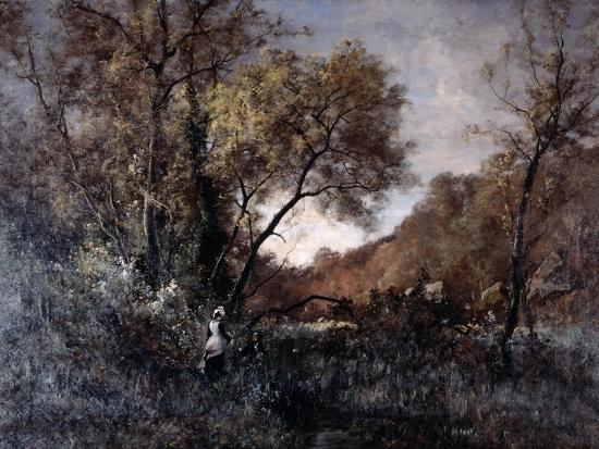 Flowers in April, 1877-Emmanuel Lansyer-Giclee Print