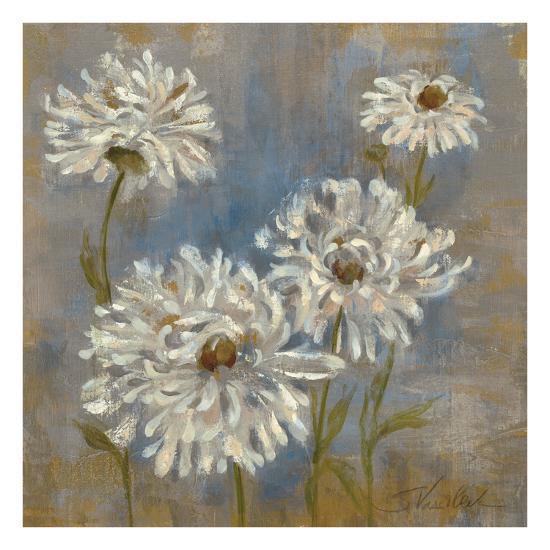 Flowers in Morning Dew II-Silvia Vassileva-Art Print
