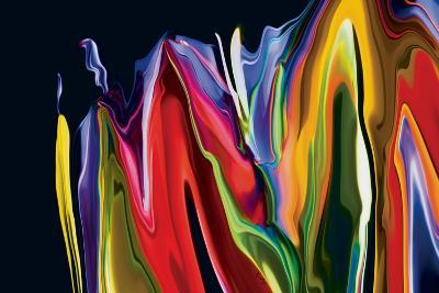 Flowers of Eden 2-Rabi Khan-Art Print