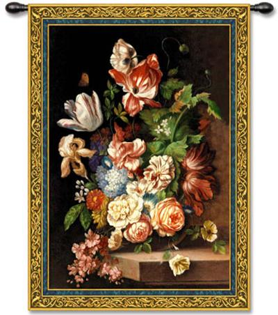 Flowers of Grace-Riccardo Bianchi-Wall Tapestry