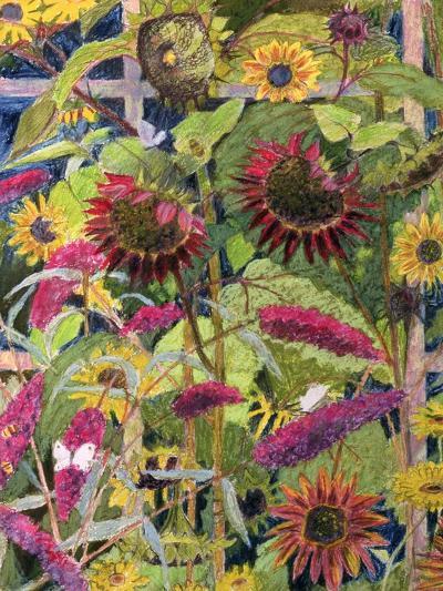 Flowers of the Sun-Rosalie Bullock-Giclee Print