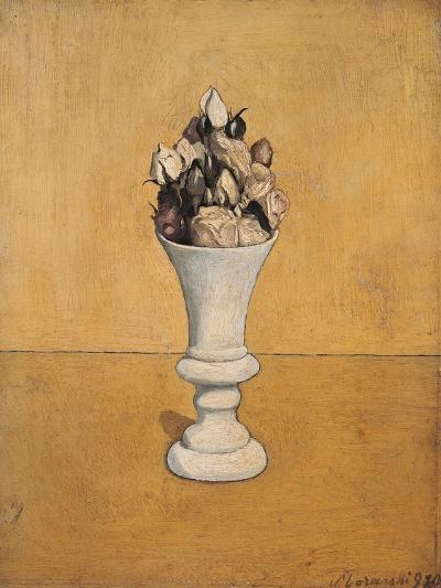Flowers-Giorgio Morandi-Giclee Print