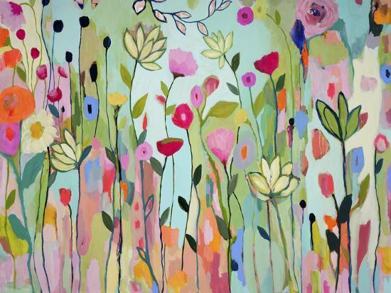 Flowers-Carrie Schmitt-Giclee Print