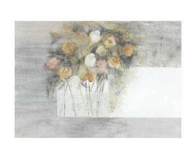 Flowery II-Magda Stoop-Art Print