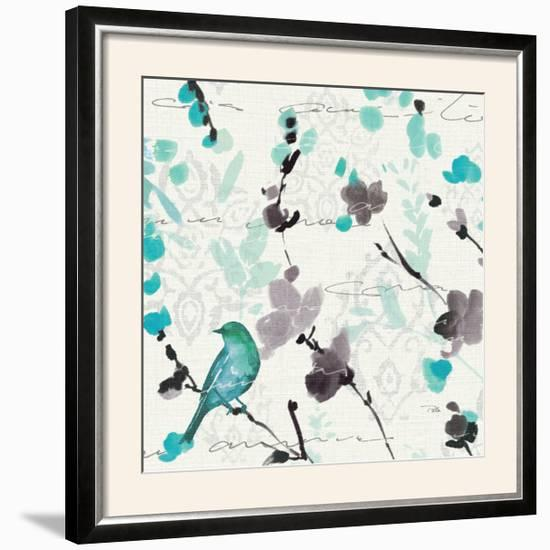 Flowing III-Pela Design-Framed Photographic Print