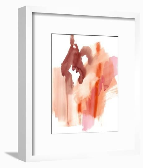 Flowing Sunset I-Jennifer Goldberger-Framed Art Print