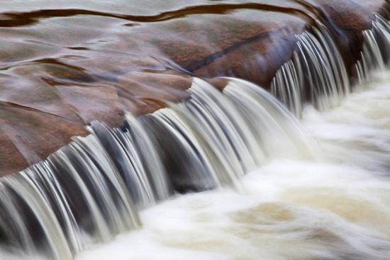 Flowing Water-Mark Sunderland-Photographic Print