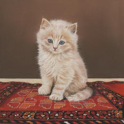 Fluffy-Janet Pidoux-Giclee Print