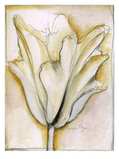 Fluid Beauty II-Jennifer Goldberger-Art Print