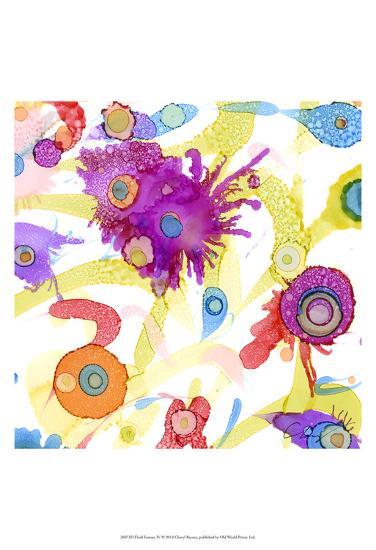 Fluid Fantasy IV-Cheryl Baynes-Art Print