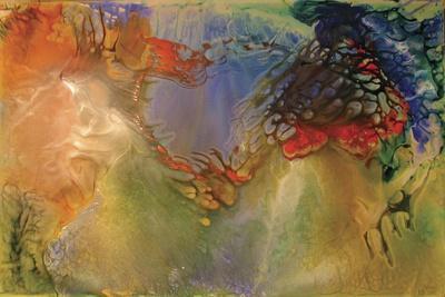 Fluid Movement-Aleta Pippin-Giclee Print