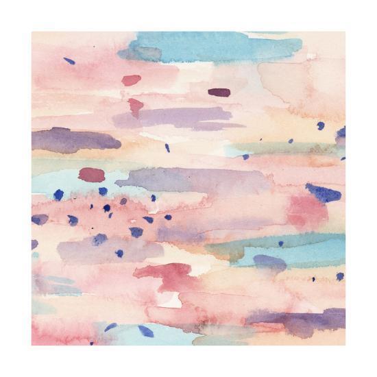 Fluir I-Melissa Wang-Art Print
