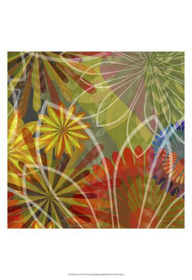 Fluoresce IV-James Burghardt-Art Print