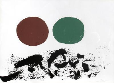 Flurry-Adolph Gottlieb-Limited Edition