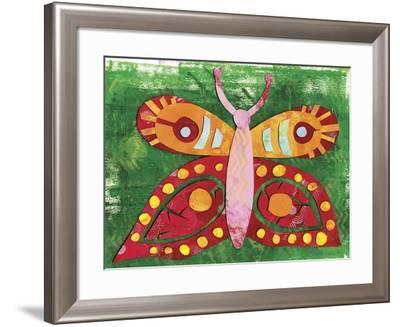 Flutter 4-Summer Tali Hilty-Framed Giclee Print