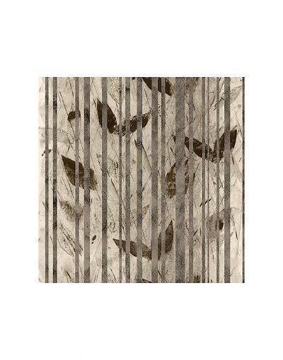 Fluttering Leaves--Art Print