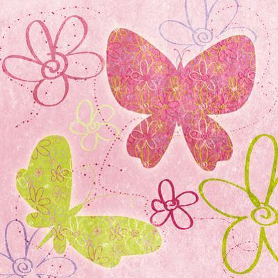 Fly Away II (pink)