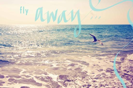 Fly Away-Susan Bryant-Art Print