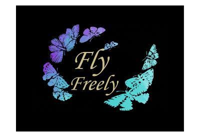 Fly Freely-Sheldon Lewis-Art Print