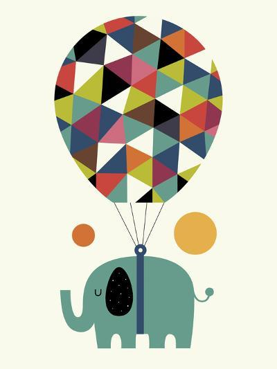 Fly High and Dream Big-Andy Westface-Giclee Print