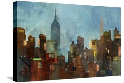 Fly High II-Kay Daichi-Stretched Canvas Print