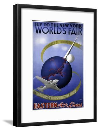 Fly to the New York World's Fair