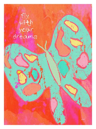 Fly With Your Dreams-Lisa Weedn-Giclee Print