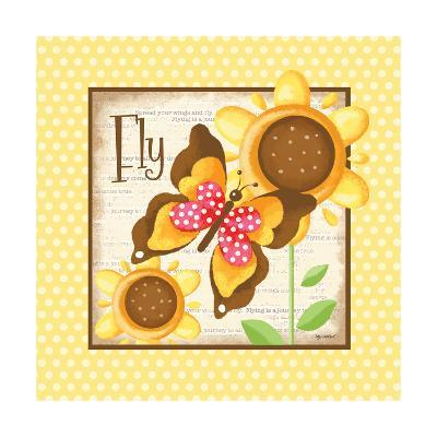 Fly-Kathy Middlebrook-Art Print