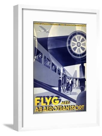 Flyg Med A-B Aerotransport