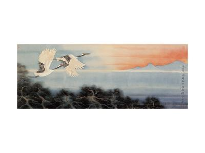 Flying at Dawn-Hsi-Tsun Chang-Giclee Print