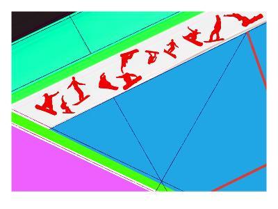 Flying Boards-NaxArt-Art Print