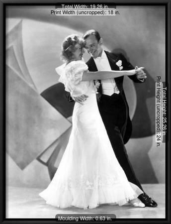 Flying Down To Rio Ginger Rogers Fred Astaire 1933 Photo Art Com