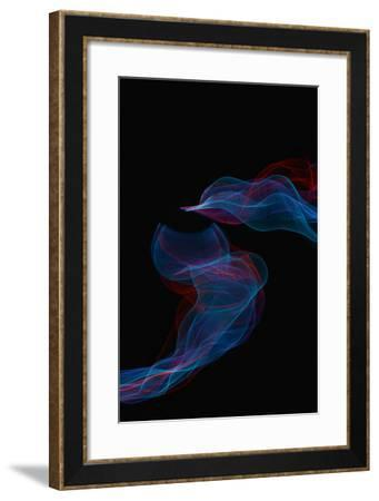 Flying over the Fontain-Heidi Westum-Framed Photographic Print