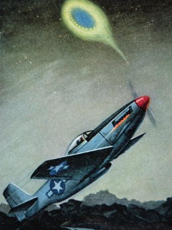 Flying Saucer, 1952